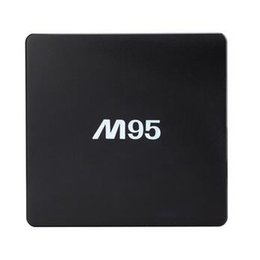 M95-MINI Android TV 6.0 Box Mini M95 Amlogic S905X Quad Core KODI16.1 3D Smart 4K Media Player CCA578 30pcs