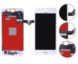 AAA +++ grade pour iPhone 7 LCD avec 3D Force Touch Assemblée affichage 100% aucun remplacement de l'écran Pixel mort noir blanc DHL Free