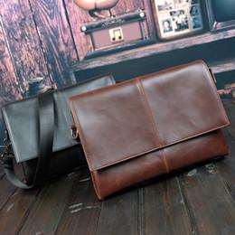 Leather Messenger Bags For Men Sale Online | Leather Messenger ...