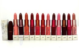 Wholesale HOT New Makeup Gia Valli Matte Lipstick high quality colors plastic metal dhl GIFT