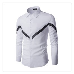 Korean Designer Shirt Men Online | Korean Designer Shirt Men for Sale