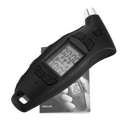 Steelmate DIY TPMS TC-01 Портативный цифровой индикатор давления в шинах с ЖК-дисплеем и Удобная эргономичная ручка Измерительные приборы K2629