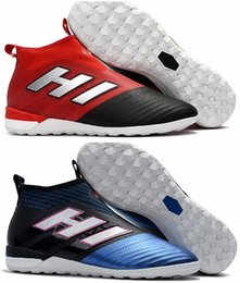 2017 marca ACE Tango 17+ Purecontrol IN sapatos masculinos de futebol Indoor Masculino Boots New Arrive Football Shoes fábrica de alta qualidade