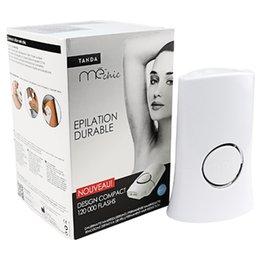 Tanda Me Chic Elos Me Новый эпилятор Удаление волос Эпилятор 120000 Вспышки Бытовая для Body Unisex США AU Великобритании ЕС Plug 120k выстрелы DHL быстро