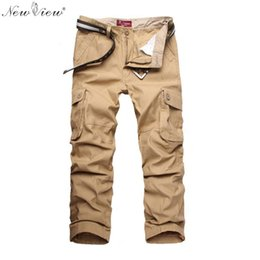 Khaki Cargo Pants For Men Online | Khaki Cargo Pants For Men for Sale