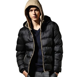 Winter Jacket Men Bomber Hooded Online | Winter Jacket Men Bomber