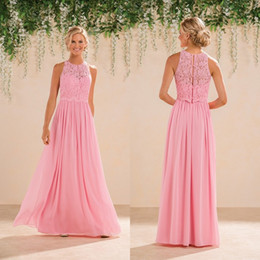 Buy Covered Button Junior Bridesmaid Dresses Online at Low Cost ...