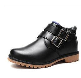 plus velvet dress leather