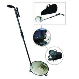 Высокое качество V3 Хорошо Dam Автомобиль Автомобиль Контрольное зеркало безопасности WD-ML Под автомобиля Зеркало V3 Ручной Выпуклые автомобилей LLFA