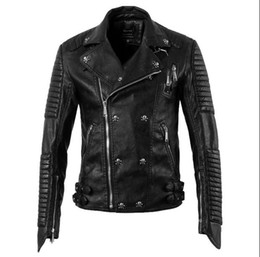 Discount Female Leather Biker Jackets | 2017 Female Leather Biker ...