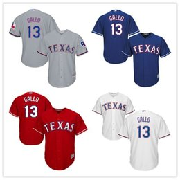 baseball jerseys mens 2017 texas rangers 13 joey gallo jersey flexbase coolbase jerseys .