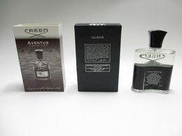Оптовой! Новый Крид Aventus духи для мужчин одеколон 120мл с длительным временем хорошее качество запаха высокого аромат capactity