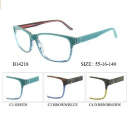 fashion optical eyeglasses frame for women and men eyewear spectacles free assembly for glasses and prescription lenses b14218