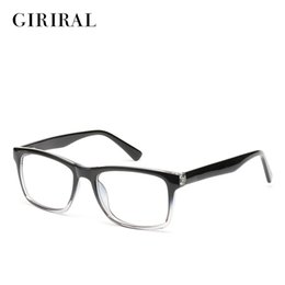 2017 clear frame prescription glasses wholesale tr90 men glasses frame prescription myopia clear designer brand
