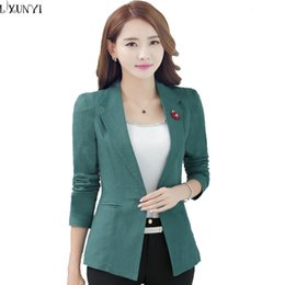 Discount Linen Blazers For Women | 2017 Linen Blazers For Women on ...