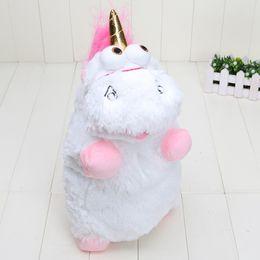 16inch 40cm Films Despicable Me 2 Unicorn Plush Stuffed Poupée de jouets de détail Livraison gratuite