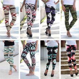 Discount Printed Yoga Capri Pants | 2017 Printed Yoga Capri Pants ...