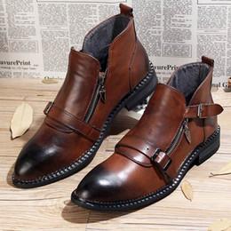 Mens Leather Designer Boots Fashion Online | Mens Leather Designer ...