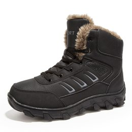 Discount Mens Winter Warm Snow Boot | 2017 Mens Winter Warm Snow ...