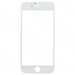 Remplacement de lentille de verre à écran tactile externe pour iPhone 6 Plus 6s 6S Plus 7 Plus DHL