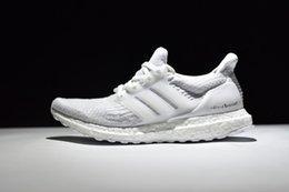 Ультра Повышения 3,0 Тройной Белые кроссовки Ultraboost M W Mens Ультра Усиливает For Men Повседневная обувь