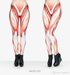 Wholesale 2017 Leggings de la manera de la impresión de la manera para las mujeres Polaina libre del tamaño Polainas suaves pantalones leggings florales de la yoga para el gimnasio de los músculos de las mujeres