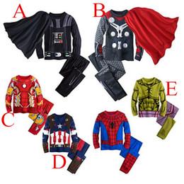 Boys Superhero Pajamas Online | Boys Superhero Pajamas for Sale