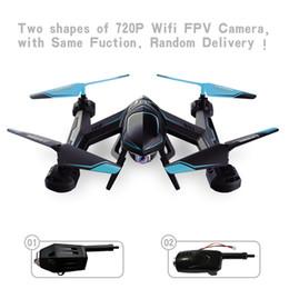 2017 Meilleures ventes 720P FPV drone X8SW RC hélicoptère Quadcopter 2.4G 4CH 6-Axis RC drones hélicoptère peut ajouter en temps réel 1.0MP caméra HD
