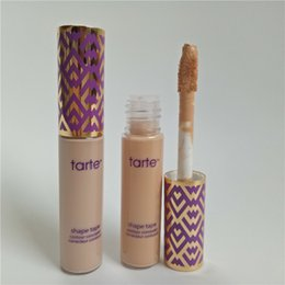En stock, de qualité supérieure! Nouvelle tarte Shape Ruban Correcteur tarte contour 6 couleurs Fair Light Light medium Medium Tan Light sable 10ml