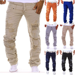 Ripped Boot Cut Jeans Online | Ripped Boot Cut Jeans for Sale