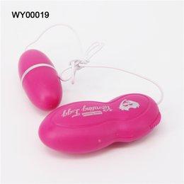 Wholesale Plastic Female Masturbation Jump Eggs Purple Realistic Extreme Experience Jump Eggs Adult Sex Toys for Women