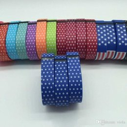 Hot Sale Fitbit Flex Wristband Remplacement Replce Part Coeurs Dots TPU Rubber Band avec Fermoirs en Métal pour Fitbit Flex Bracelet sans fil DHL
