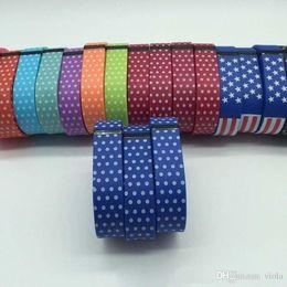 Venta caliente Fitbit Flex Wristband Reemplazo Parte Replce Corazones Puntos TPU Caucho Banda con Cierres de Metal para Fitbit Flex Pulsera inalámbrica DHL