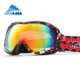 snowboard goggles sale 8l3j  2017 ski glasses sale Wholesale- Hot Sale Professional Outdoor Sport Ski Snowboard  Goggles Double Lens