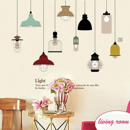 Television Bulbs Online | Projection Tv Bulbs for Sale:Light Bulb Removable Wall Sticker Living Room Bedroom Decor Mural Art  Wallpaper Wall decal Stickers 60*90cm,Lighting