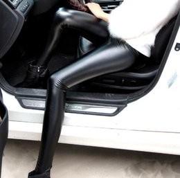 Faux Leather Leggings Tall Suppliers | Best Faux Leather Leggings ...