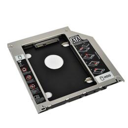 9.5mm External HDD Caddy 2ème SATA à SATA 2.5