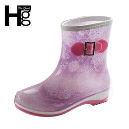 Discount Rain Boots Heels For Women | 2017 Rain Boots Heels For ...