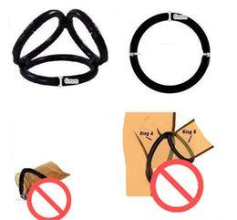 Anéis de pénis preto anel de galo anel de retenção bondage engrenagem cbt sexo adulto brinquedos para homens XLY1030