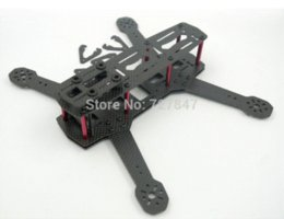 online shopping mini full carbon fiber quadcopter frame cc3d evo flight controller kv brushless motor a