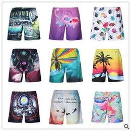 9 Designs Brand Man Calções de secagem rápida Men Shorts Praia Short Calças Men Calças curtas Tamanho: S-XXL CCA5644 30pcs