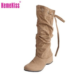 Discount Flat Riding Boots Fashion Ladies   2017 Flat Riding Boots ...