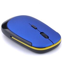 Ультратонкие Тонкий USB оптическая беспроводная мышь Мыши приемник мышь для компьютера PC Laptop Desktop моды долговечного мышь с мини-USB приемник