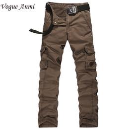 Black Cargo Pants Men Pockets Online | Black Cargo Pants Men ...