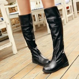 Discount Over Knee Boots Size 42 | 2017 Over Knee Boots Size 42 on ...