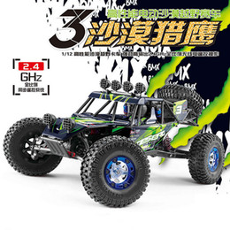 wholesale amazing feiyue fy03 remote control car 4ch 1 12 24g 4wd desert off road rc car best gift for kids best rc cars for kids on sale