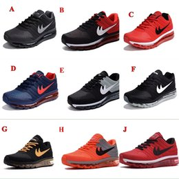 2016 shoes run air max Wholesale Air Mesh 2017 Maxes shoes White Colors Mixed 90 Sneakers for Cheap Men Women Sport Casual Jogging Running 2016 Max size Eur40-47