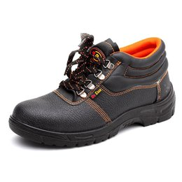 Discount Steel Toe Work Boots | 2017 Men Work Boots Steel Toe on ...