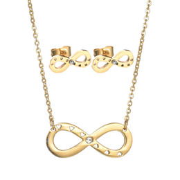 Infinity heart necklace 2017