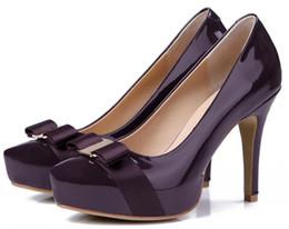 Discount Designer Leather Platform High Heels | 2017 Designer ...
